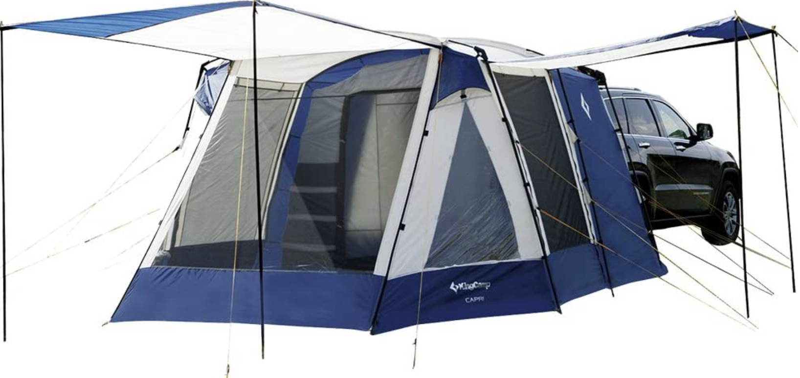 The Complete Guide to Tents That Attach to Suvs 8