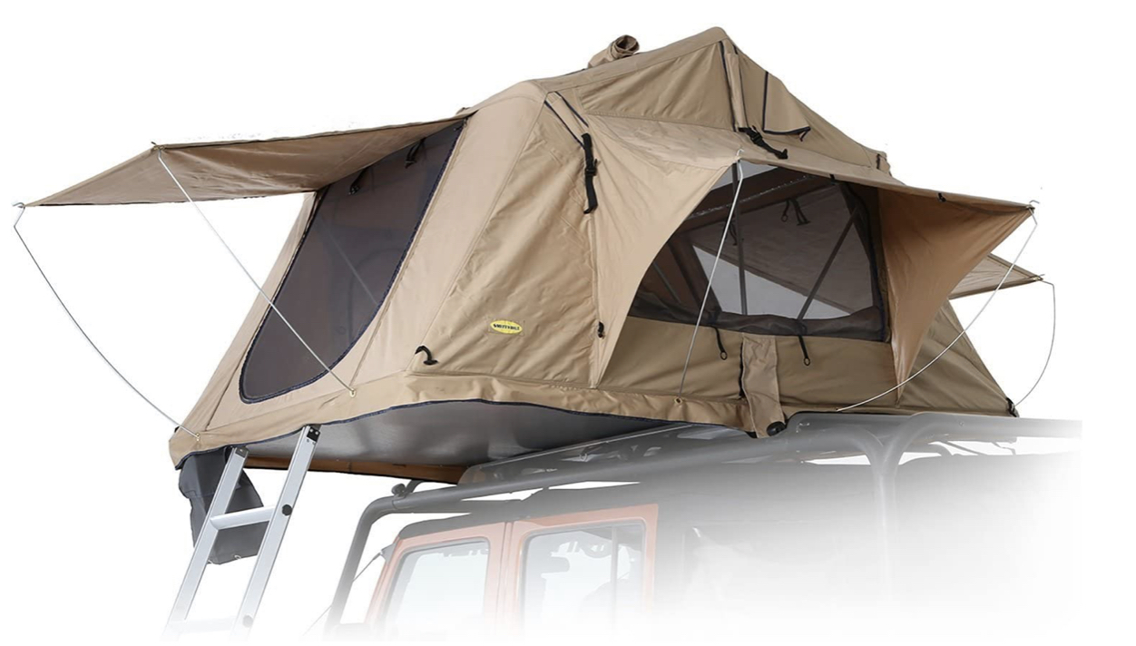 The Complete Guide to Tents That Attach to Suvs 10