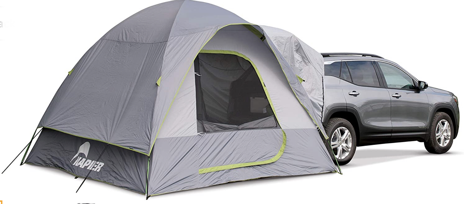 The Complete Guide to Tents That Attach to Suvs 4