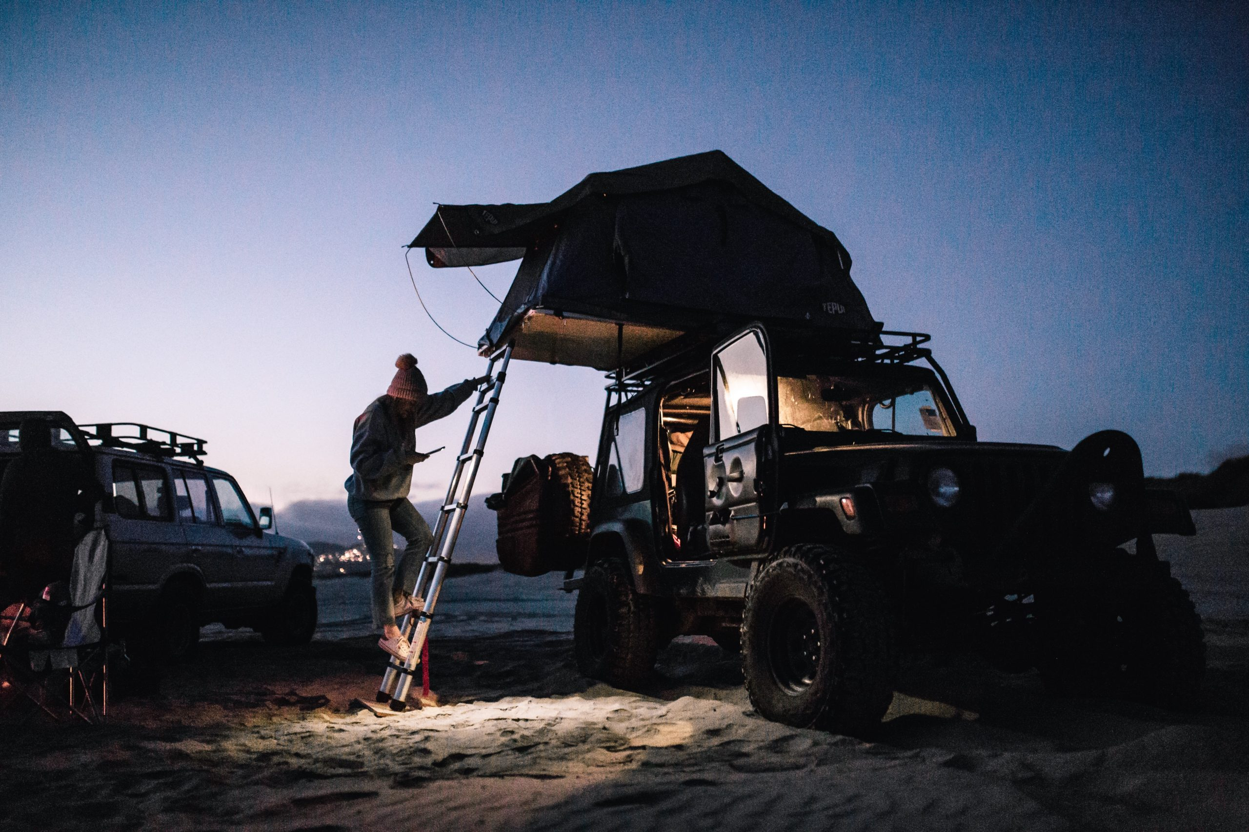 Can My Car support a roof top tent?