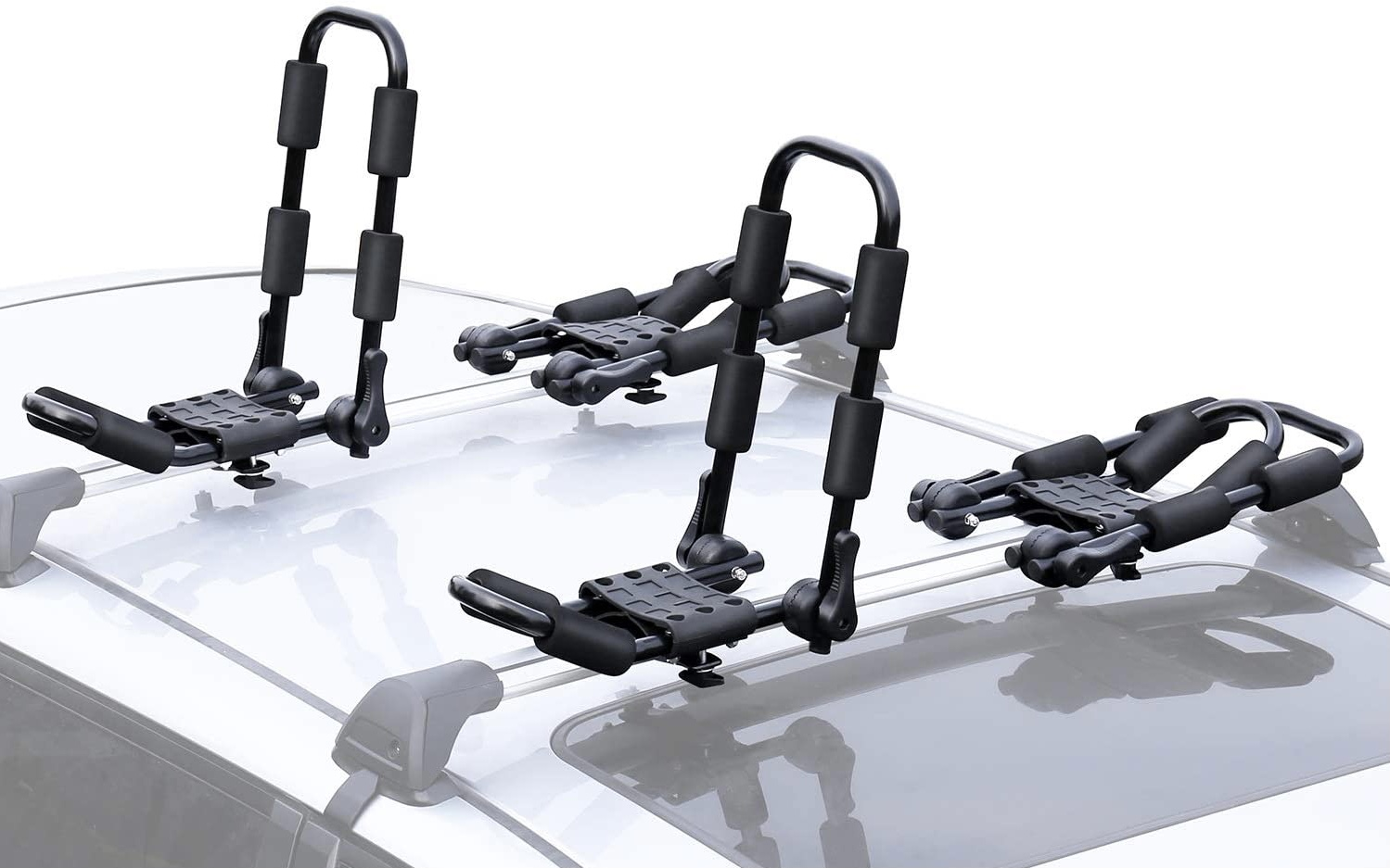 Best Kayak Rack for Van 12
