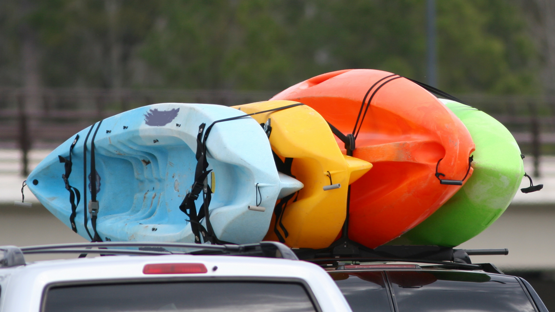 Best Kayak Rack for Van 50